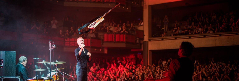 Triggerfinger concert in Rotterdamse Schouwburg (Theater Rotterdam) - credits: Ruben Hamelink