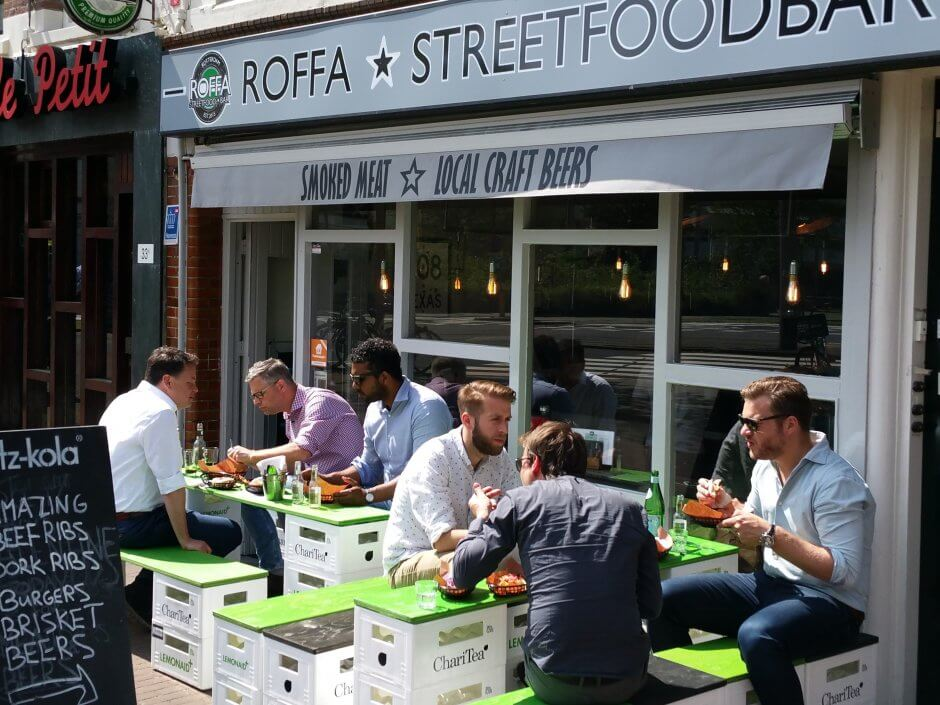 Roffa Streetfoodbar - Motel Mozaique
