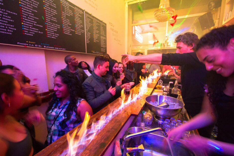 Bar Tender Shooter - Motel Mozaique