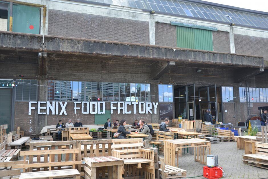 Fenix Food Factory - Motel Mozaique